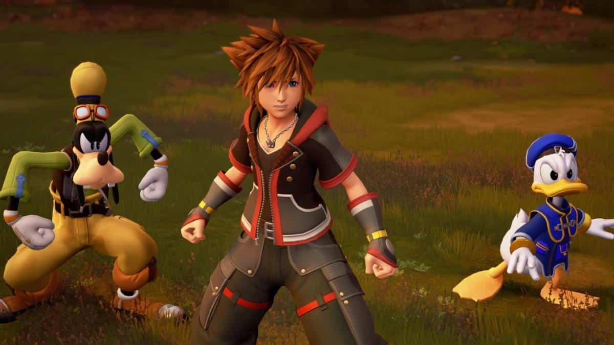 Kingdom Hearts 3 / کینگدام هارتس ۳