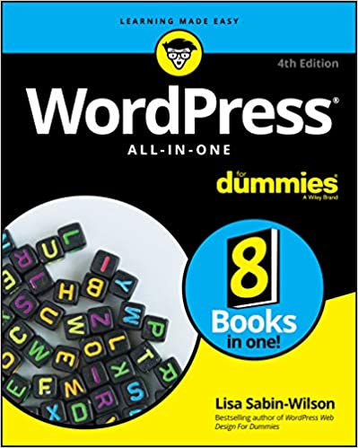 WordPress All-In-One For Dummies 4th Edition
