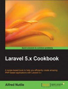 دانلود رایگان کتاب از آمازون ;Laravel-5.x-Cookbook