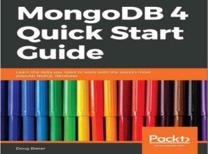 دانلود رایگان کتاب از آمازون: MongoDB 4 Quick Start Guide