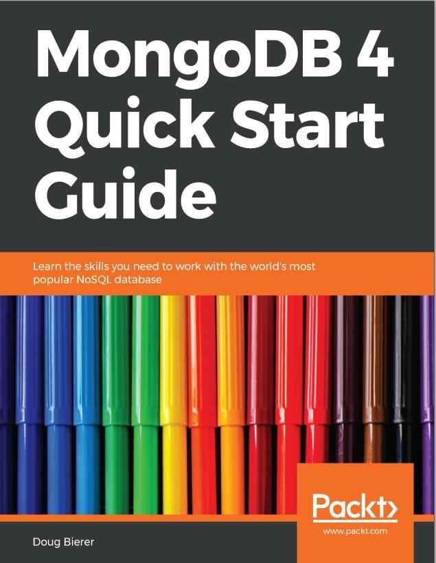 دانلود رایگان کتاب MongoDB 4 Quick Start Guide
