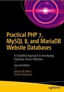 دانلود رایگان کتاب از آمازون ;Practical PHP-7-MySQL-8-and-MariaDB-Website-Databases