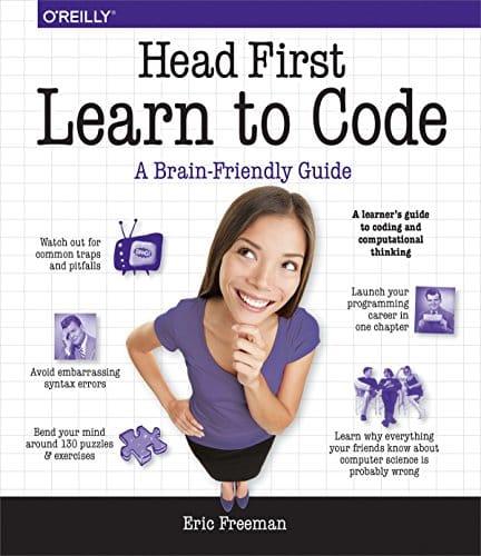دانلود رایگان کتاب / Head First Learn to Code: A Learner's Guide to Coding and Computational Thinking