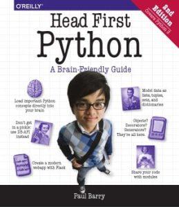 دانلود رایگان کتاب Head First Python: A Brain-Friendly Guide ویرایش دوم