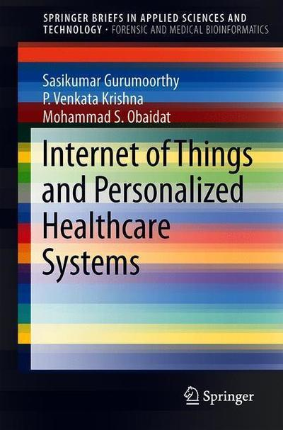 Internet of Things and Personalized Healthcare Systems / دانلود رایگان کتاب اینترنت اشیا