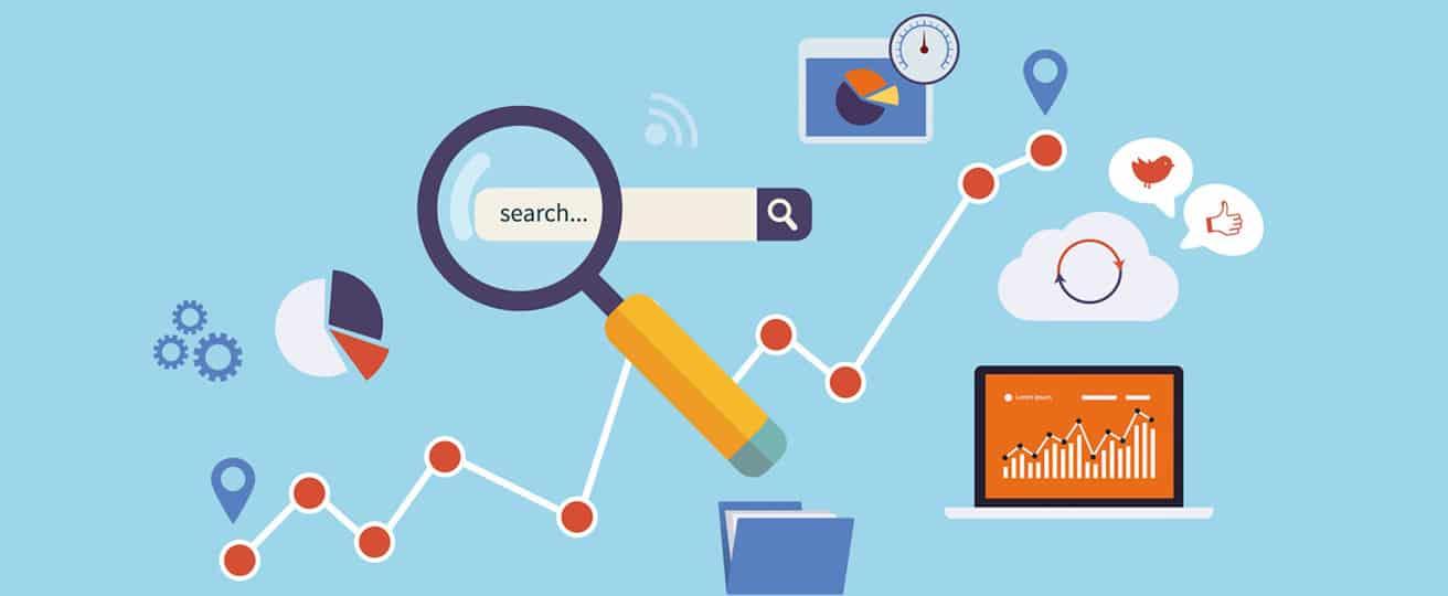 نقش search internet