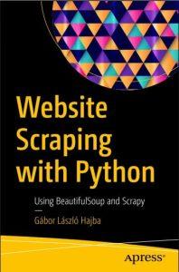 دانلود رایگان کتاب Website-Scraping-with-Python