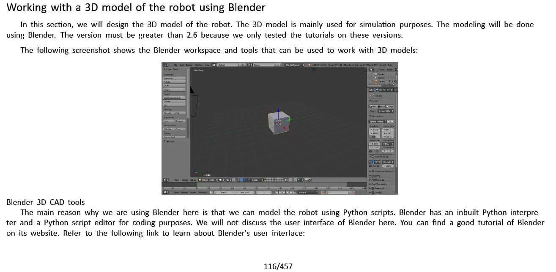 دانلود کتاب Learning Robotics using Python