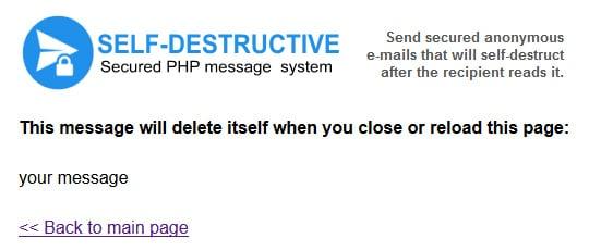 اسکریپت ارسال ایمیل