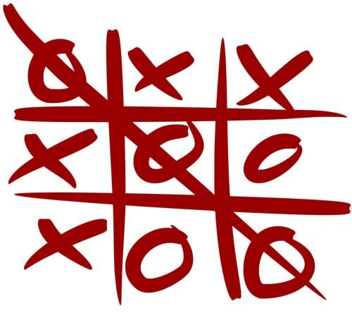اسکریپت بازی دوز به زبان جاوا اسکریپت