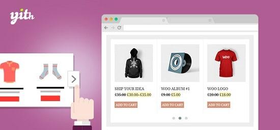 پلاگین WooCommerce Product Slider YITH