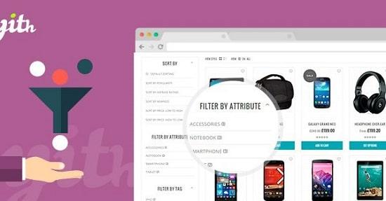 WooCommerce Ajax product Filter