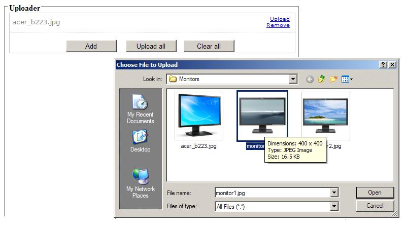 اسکریپت آپلود فایل