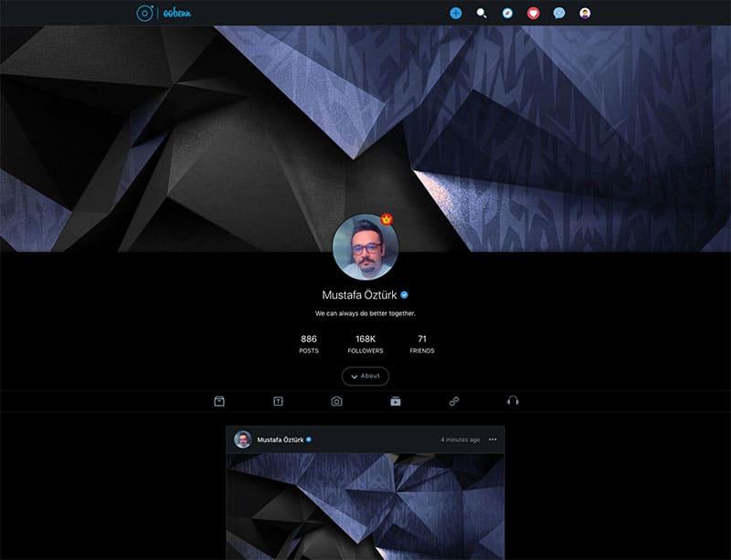 اسکریپت مشابه اینستاگرام OObenn
