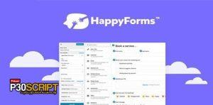 افزونه فرم ساز وردپرس HappyForms Pro