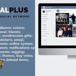 اسکریپت راه اندازی شبکه اجتمایی Social Plus