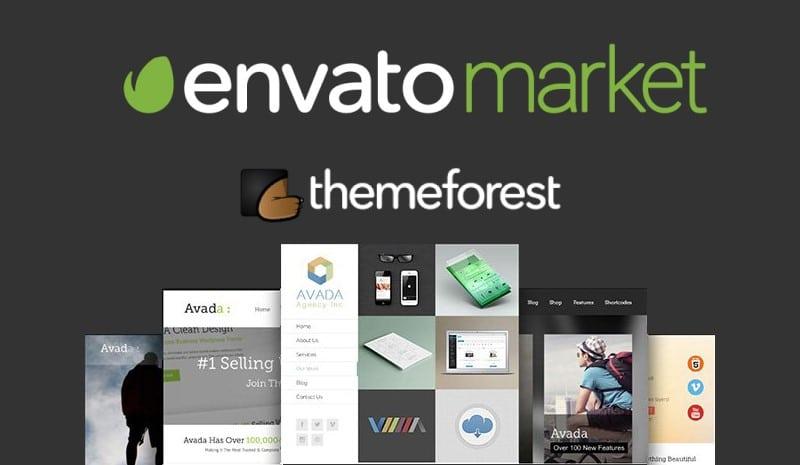 تم فارست چیست؟ روند فروش محصولات در مارکتهای Envato