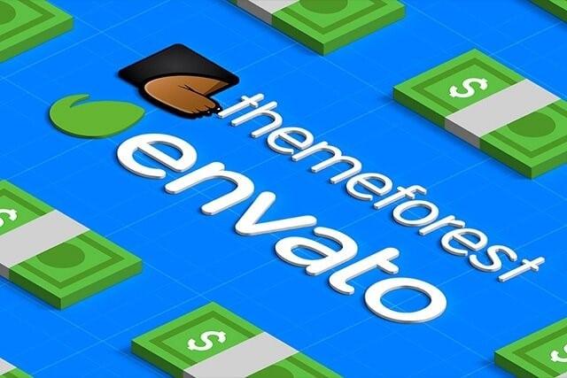 مجموعه مارکتهای شرکت Envato