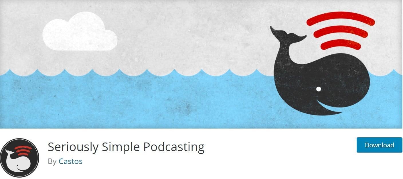 افزونه Seriously Simple Podcasting